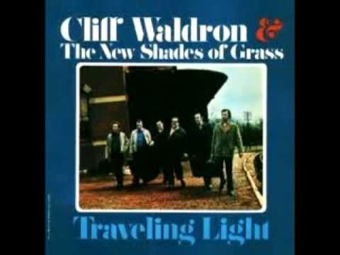 Traveling Light [1971] - Cliff Waldron & The New Shades Of Grass