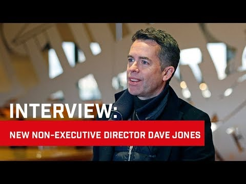 Dave Jones' First Interview As SAFC's New Non-Executive Director