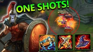 FULL AP PROTOBELT PANTHEON MID ONE SHOTS - League of Legends Commentary