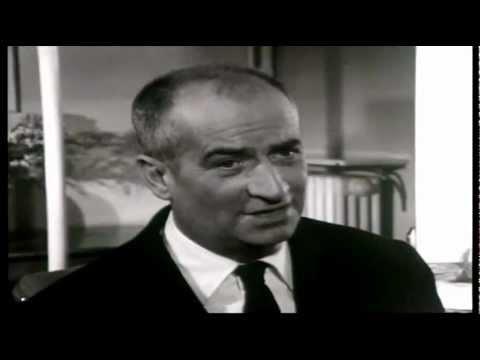 Le Corniaud - Interview de Louis de Funès (1964)