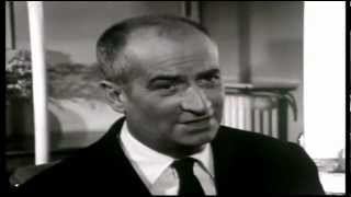 Le Corniaud - Interview de Louis de Funès (1964)