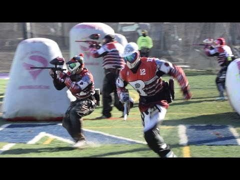 Rutgers University Paintball - An Event in the Life Documentary