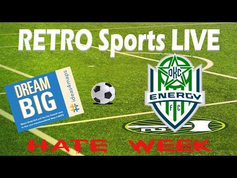 RETRO Sports LIVE - 8/18/2019