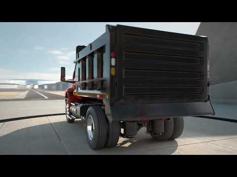 International Truck MV Series