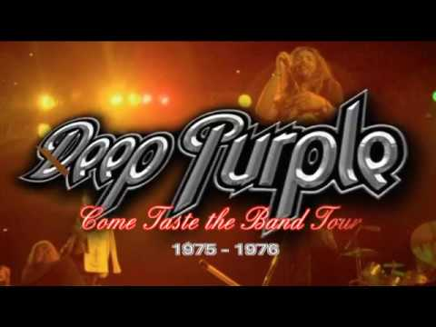 Deep Purple : Come Taste the Band Tour 1975 - 1976 (Full Concert)