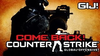 CSGO - Come Back! (Gold Nova I)