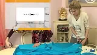 Как быстро сшить летнее платье(Как быстро сшить летнее платье., 2013-09-02T10:10:26.000Z)