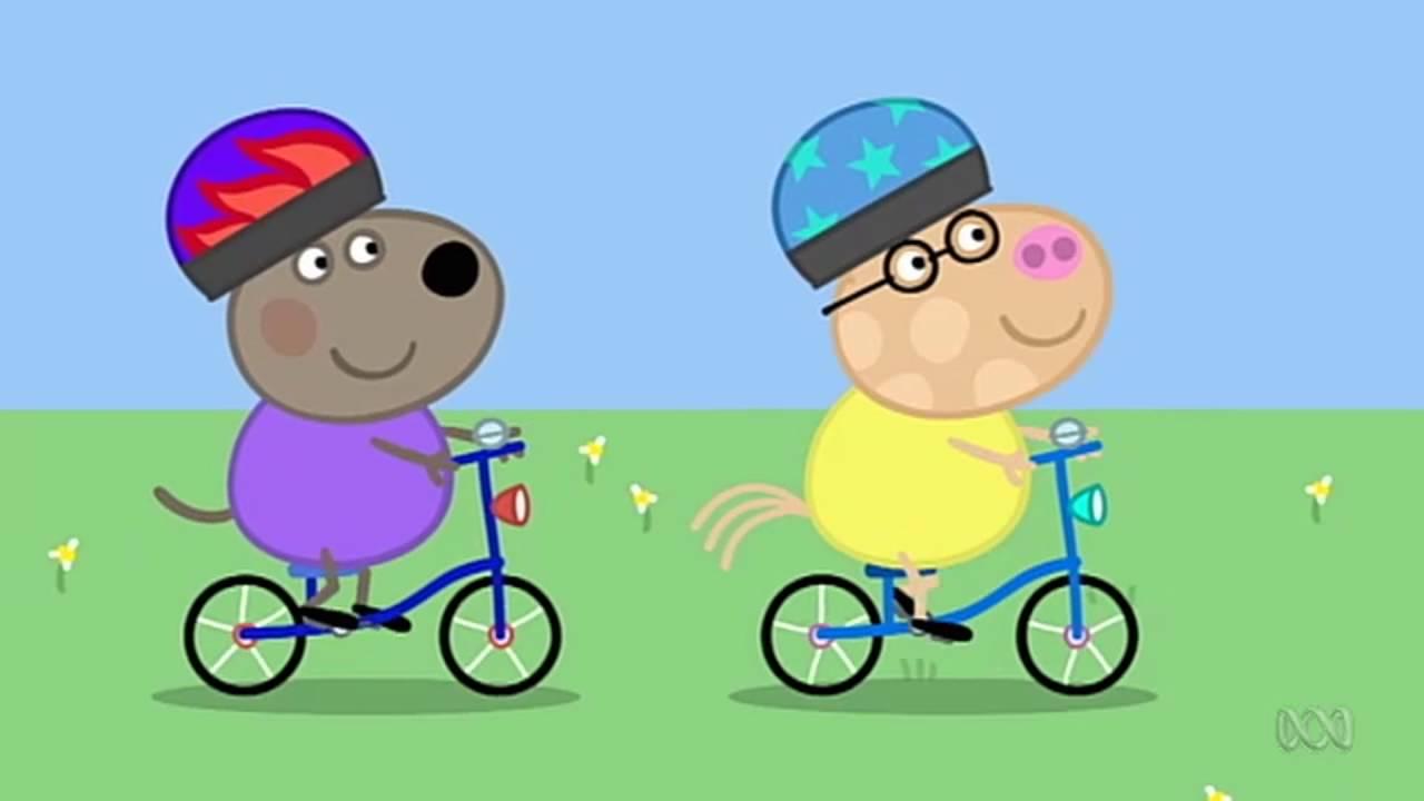 Peppa Pig - Mirrors (40 episode / 4 season) [HD]