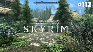 The Elder Scrolls V: Skyrim Special Edition - Прохождение #112: Город на кладбище
