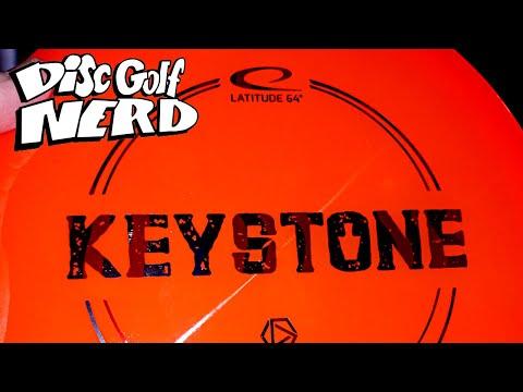 Latitude 64 Opto Keystone Disc Golf Disc Review - Disc Golf Nerd