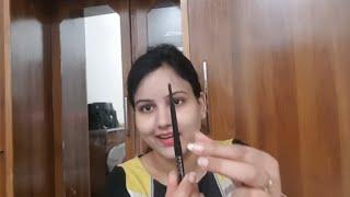 काजल को लगाने के अलग अलग कई तरीके / 8 Different kajal looks by StayQuirky - kajal styles