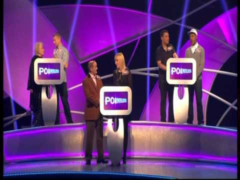 Pointless Celebrities with Craig Charles & Danny John-Jules of Red Dwarf