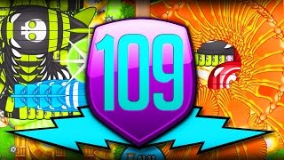 Bloons TD Battles :: INSANE LATE GAME ROUND 109 :: 25,000 ECO!!! PT. 2