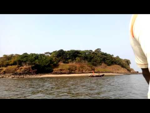 Suvarnadurg Fort, Dapoli, Ratnagiri