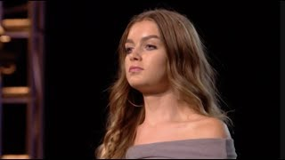 Holly Tandy Blows Everyone Away With Her Voice   Boot Camp   The X Factor UK 2017