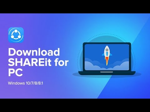 HOW TO DOWNLOAD SHARE IT IN LAPTOP