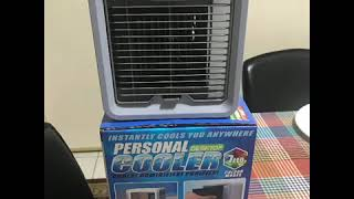 Arctic Personal Air Cooler As Seen On TV Direct