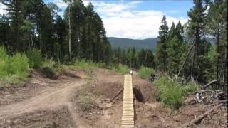Angel Fire Bike Park Rocket Launcher