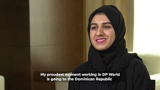 DP World   20Xel Programme: Sara Al Janahi