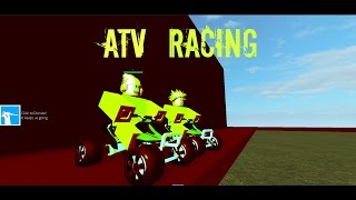 Roblox : ATV Racing 1 vs 1