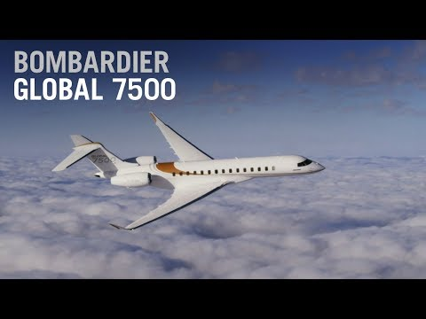 Flying the Bombardier Global 7500 – AIN