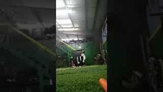 9 year baseball player swings like a man Easton Ghost and demarini voodoo reviews 2018