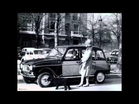 1963 Renault 4 Parisienne Youtube