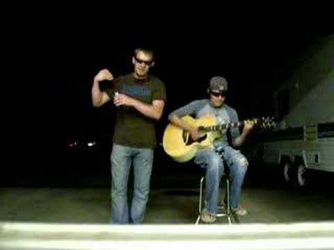 CARNEY MAN Cover by Sunglasses At Night Band (Cross Canadian