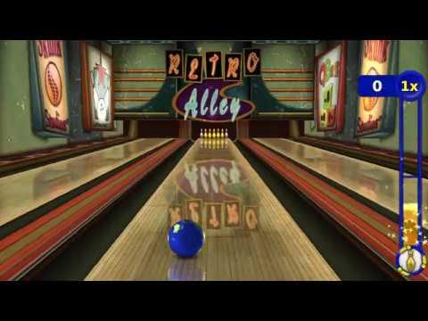 Gutterball Golden Pin Bowling: Jayden Vs Papa