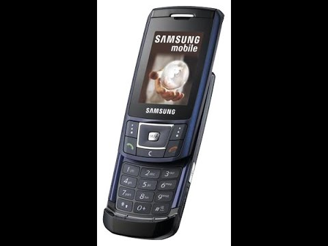 Samsung SGH D900 ringtones on SoundFond Player