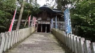 伊賀一の宮 敢国神社へ参拝 三重県伊賀市