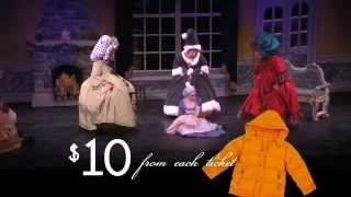 """Coats for the Children Night at RLT's """"Cinderella"""" 2013"""