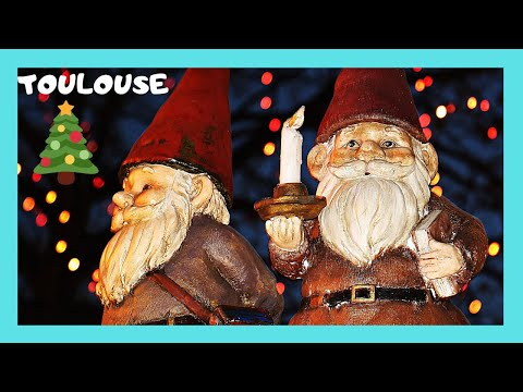 the spectacular christmas market of toulouse france