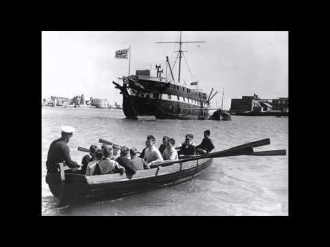 The Third Foudroyant (present day HMS Trincomalee)