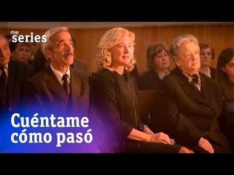 Cuéntame cómo pasó: El emotivo funeral de Miguel #Cuéntame328 | RTVE Series