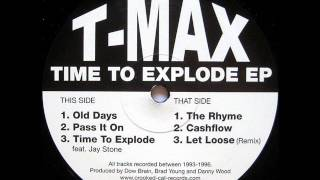 T-Max - The Rhyme