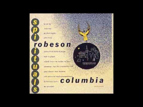 Paul Robeson – Spirituals (1946)