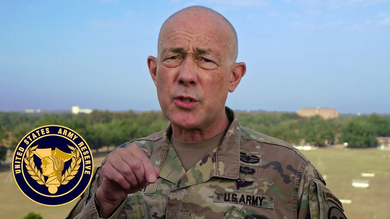 Lt. Gen. Charles D. Luckey, chief of Army Reserve, wants individual Soldiers to ensure they know the basics of their responsibilities by making education and skills training a priority.