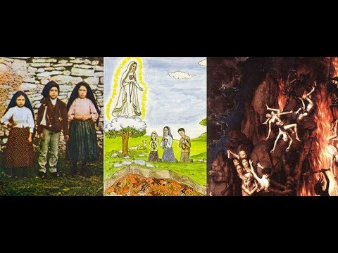 Our Lady of Revelation part 4: Fatima Vision of Hell