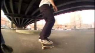 Jason Dill DVS Skate More