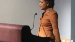 Michaëlle Jean sings a song of hope for Haiti
