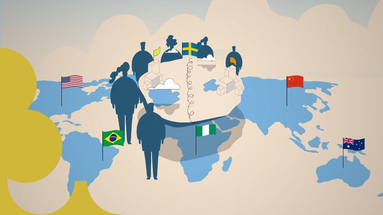 Film från Sveriges riksdag om hur riksdagen arbetar med utrikespolitiken