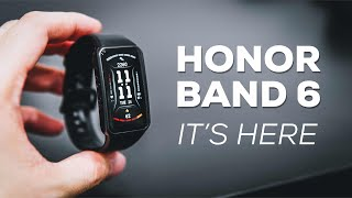 HONOR Band 6: The King Of Budget Smartband Is Back! Let's Check It Out!