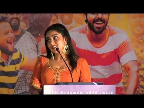 Actress Mahima Nambiar At Ayngaran Movie Launch