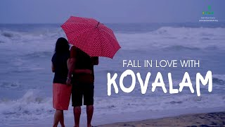 Monsoon Saga @ Kovalam | Romance with Nature at Popular & Best  Beach Destination | Kerala Tourism