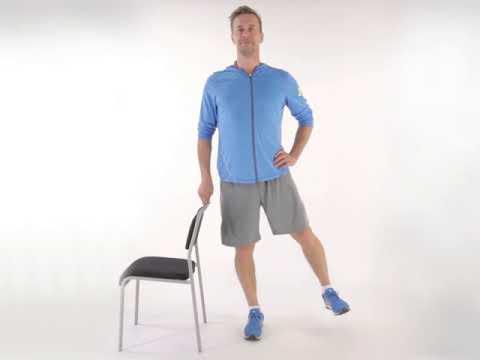 övningar för knäartros