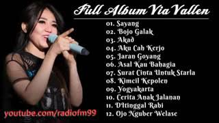 Gambar cover Via Vallen Full Album 2018