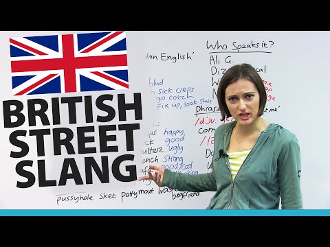 The BEST British Street Slang