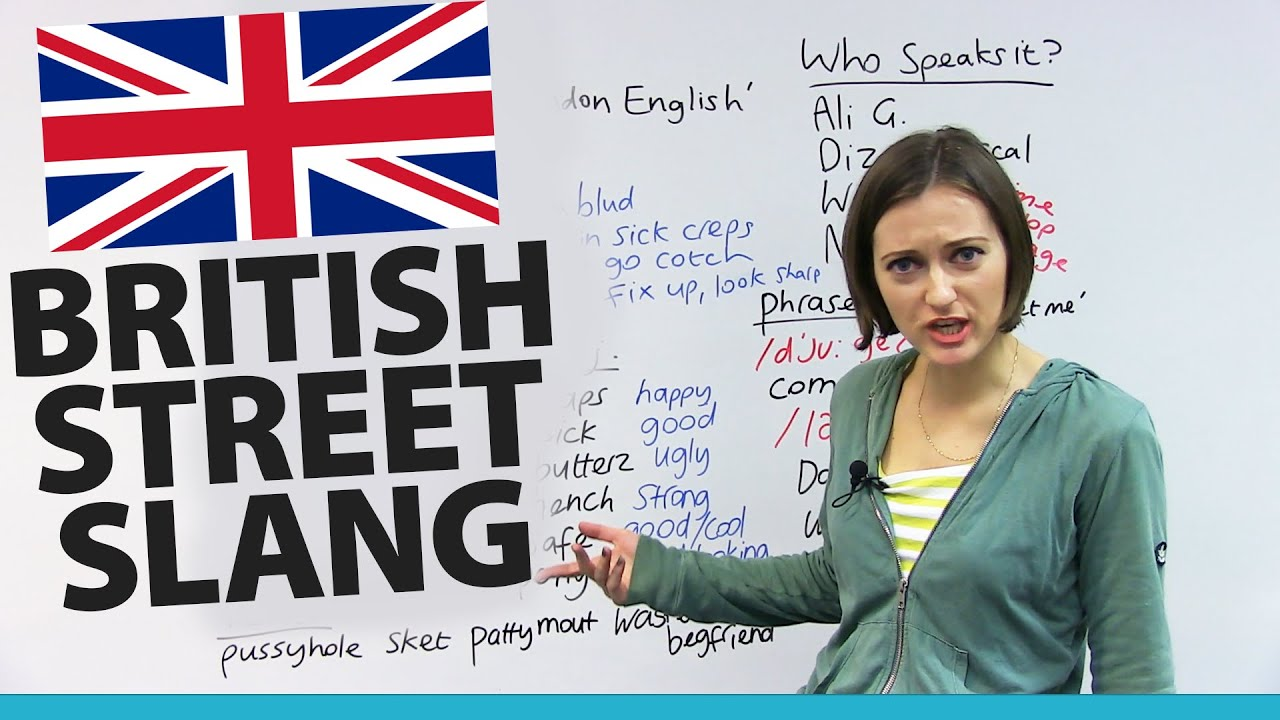 The best british street slang youtube the best british street slang m4hsunfo Gallery