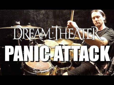 DREAMTHEATER - Panic Attack - Drum Cover